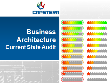 Business architecture current state audit assessment template guide flashek Choice Image