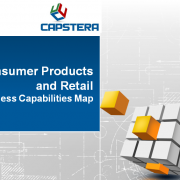 Consumer Products and Retail Business Capability Map