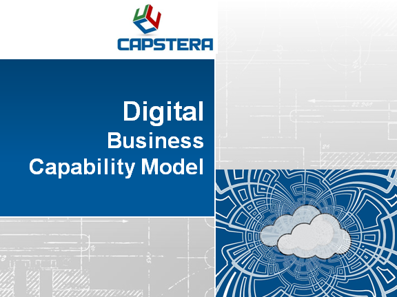 Digital Capabilities Map