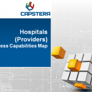 Hospitals Business Capability Map