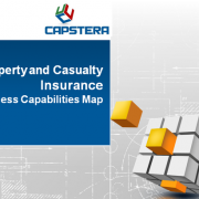 Property and Casualty Insurance Business Capability Map
