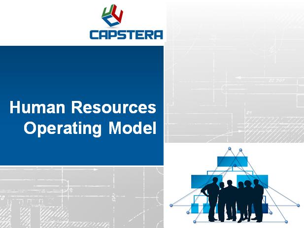 HR Operating Model Archetypes