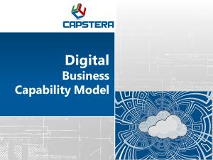 Digital Capabilities Model