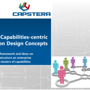 Capabilities-based Organization Design Concepts