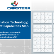 IT Management Capabilities Map