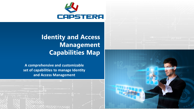 Identity and Access Management Capabilities Map