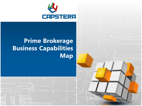 Prime brokerage Business Capabilities Map