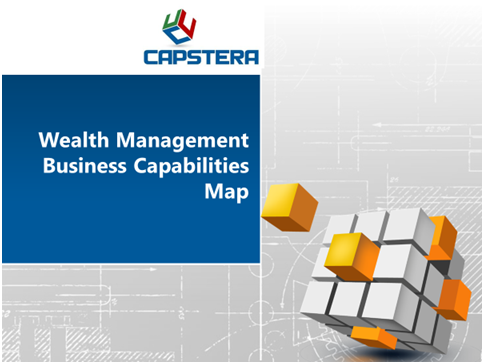 Wealth Management Business Capabilities Map